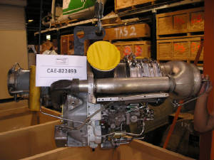 AE-820581 STRAIGHT C20  TSN: 3851    SERVICEABLE  1& 2 WHEEL   TR: 662.0 ,  # 3 & 4 WHEEL   TR: 699.0  C20 COMPRESSOR   TR: 1106.0  FUEL SYSTEM - CECO - MID LIFE TIMES REMAINING.