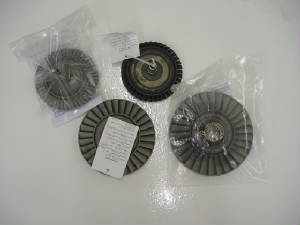 C20B Turbine Wheels  Various times remaining, please email.